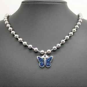 ❤️ Butterfly Necklace 104